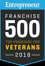 Crunch logo veterans
