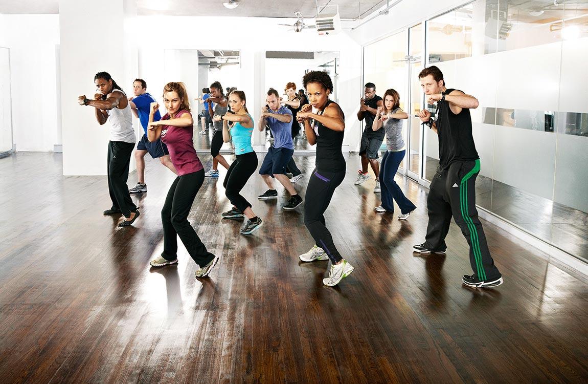 Crunchism  group fitness studios