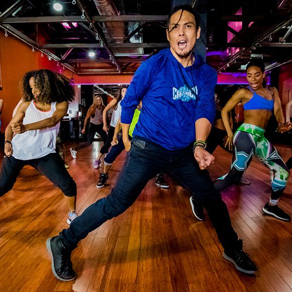 Cardio & Dance Rhythms